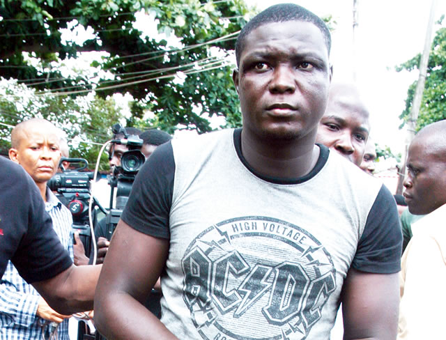 Notorious Somolu cultist, Small Jaypron rearrested, arraigned in court