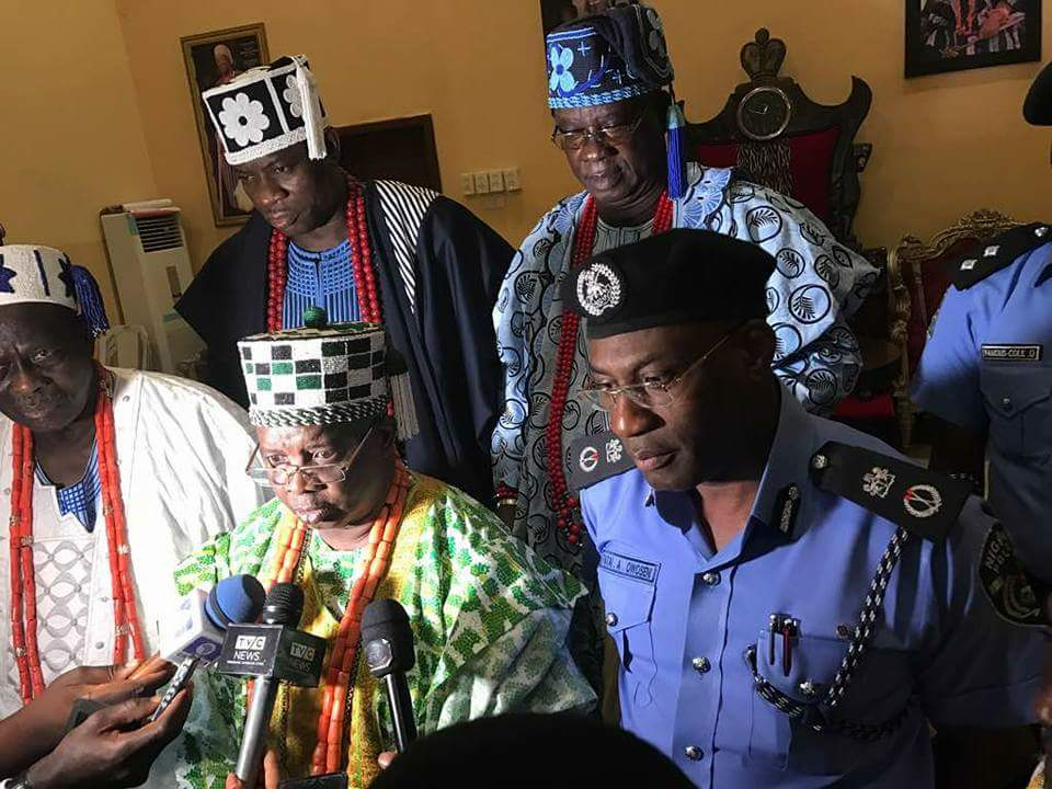Police accuses Ikorodu monarchs of sponsoring kidnappings, other crimes