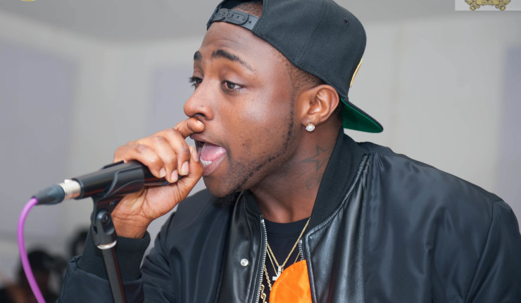 VIDEO: CCTV evidence reveals Davido lied about Tagbo's death, Police says