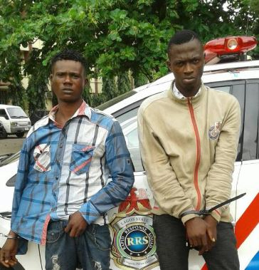 RRS nabs three suspects in Ojota, Ketu for robbery