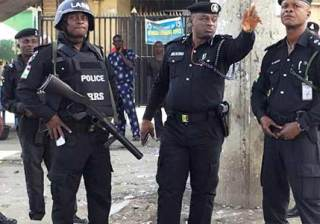 lagos police command