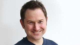 Writer Danny Brockelhurst