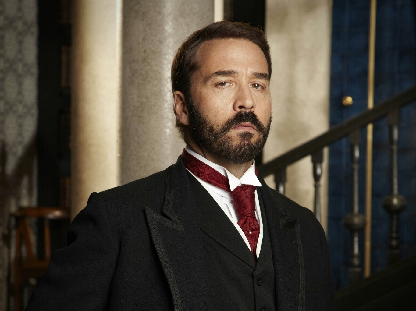 INSIDER: Mr Selfridge star Jeremy Piven shares his show secrets – and what's coming next INSIDER: Mr Selfridge star Jeremy Piven shares his show secrets – and what's coming next new foto