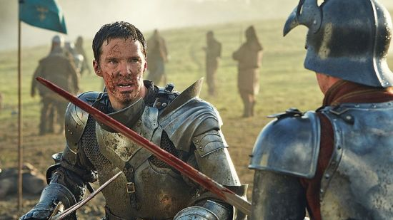 cumberbatch hollow crown