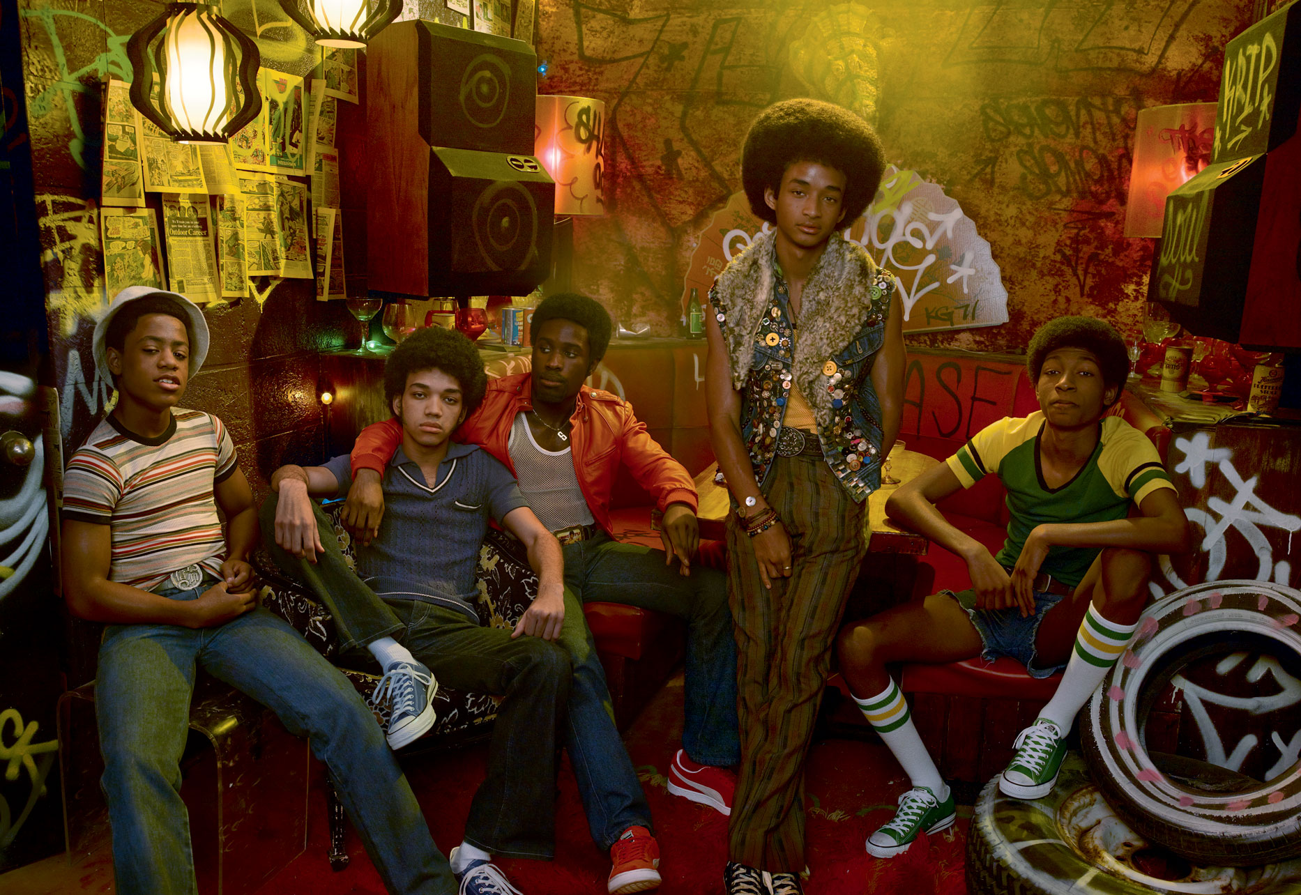 Image result for the getdown netflix
