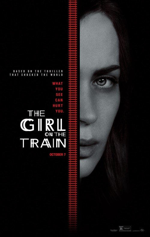 girlontrainposter