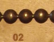 Brown 02 (=12 mm i diameter)