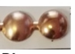 Copper (=10 mm i diameter)