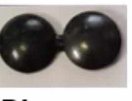 Dark Pearl (=10 mm i diameter)