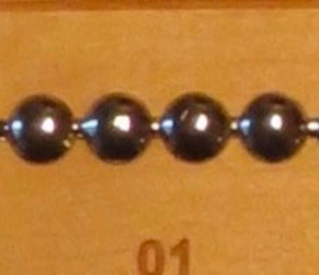 Silver 01 (=10 mm i diameter)