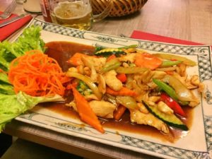 Chicken Dish Lu Bu Soulfood Vietnamese kitchen