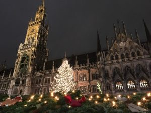 CHristmas Tree München