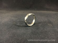 Titanium profiled ring