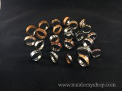 different styles and types of titanium rings