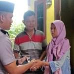 Kapolres Lubuk Linggau Datangi Rumah Duka Sampaikan Pesan Kamtibmas