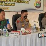 Rakor Anev Program Kampung Sehat, TNI-Polri Siap Mengedepankan Kepentingan Masyarakat