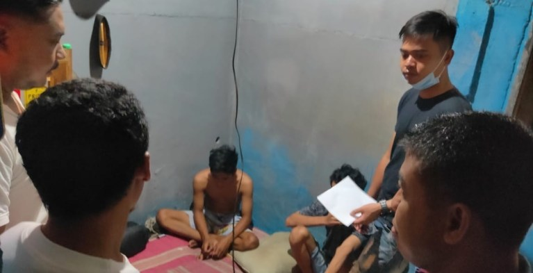 Bekuk 4 Pengedar Narkoba di Taliwang, Polisi Sita 5.25 Gram Sabu-sabu