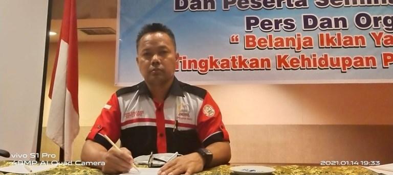DPD Riau SPRI Gelar Seminar, Angkat Tema Hapus Monopoli Belanja Iklan Ratusan Triliun