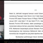 Putusan Perkara PHP Pilkada Sumbawa, MK Tolak Gugatan Djarot-Mokhlis