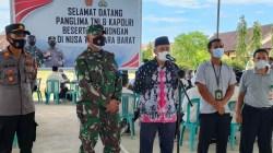 Sasar Remaja, Kodim 1628/SB Bersama Polres Gelar Vaksinasi Massal Selama Tiga Hari
