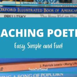 Teaching Poetry is Easy, Simple & Fun