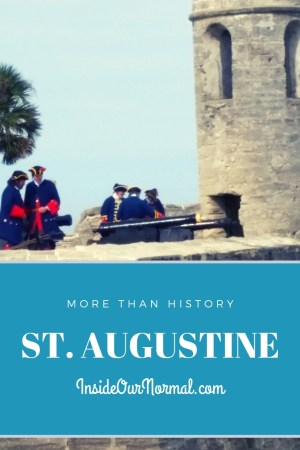St Augustine, More Than History