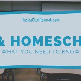 Homeschooling with an IEP