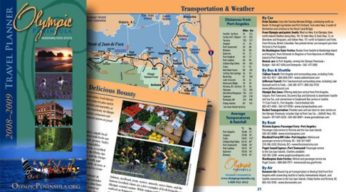 Updates to an annual travel planner