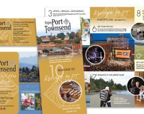 City of Port Townsend tourism brochure