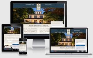 The Captains Manor Inn Responsive Custom WordPress Website by InsideOut Solutions