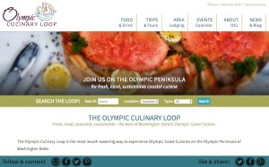 Client Spotlight: Spectacular Dining Along the Olympic Culinary Loop