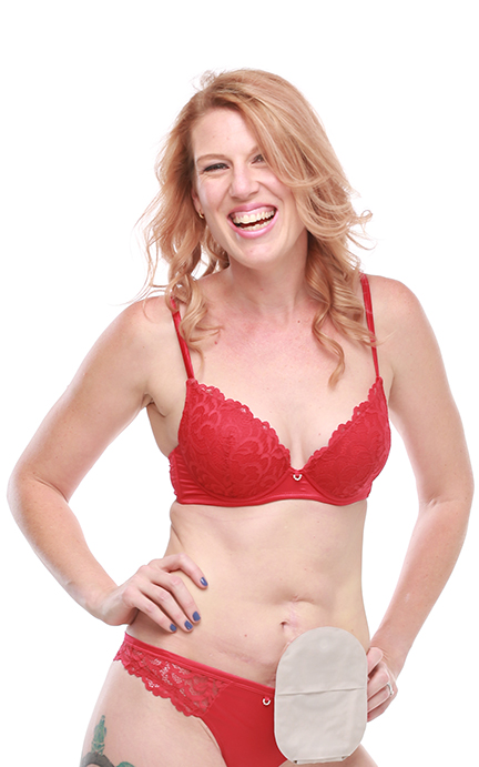 Laughing Red Set Front