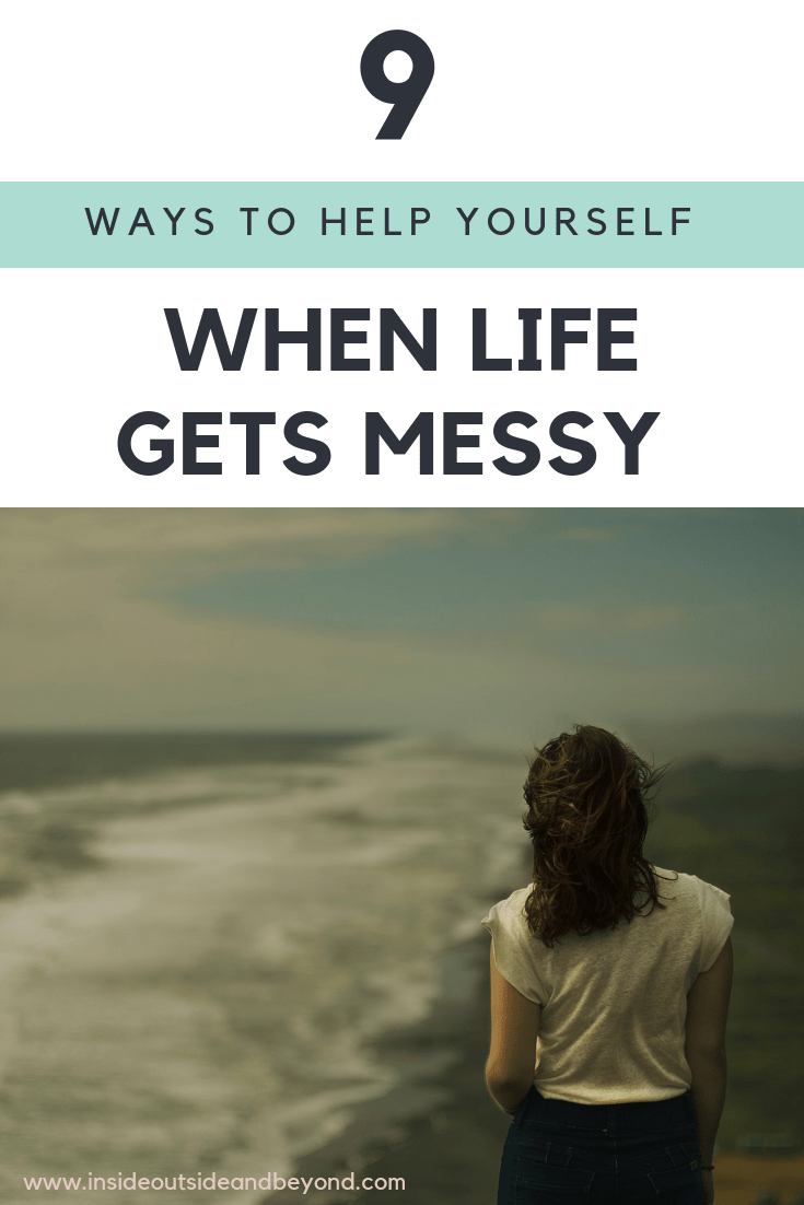 help when life gets messy