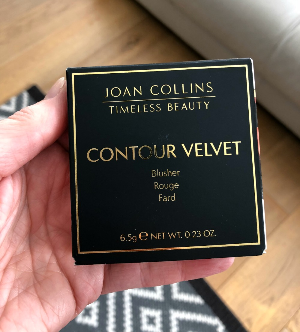 joan collins timeless beauty blusher
