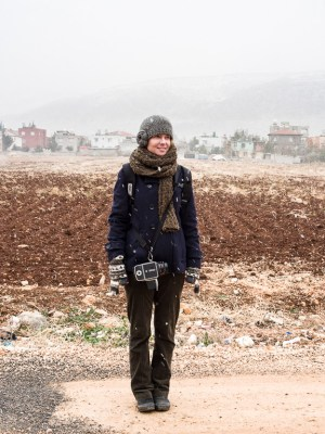 Mieke in Reyhanli, David Gross
