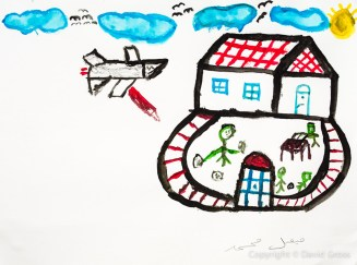 Airplane Bombing House