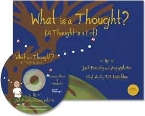 What is a Thought? (A thought is a lot) cover