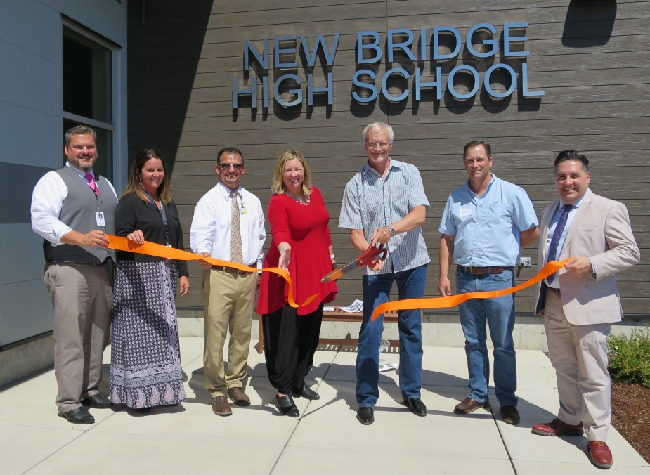 New Bridge High School