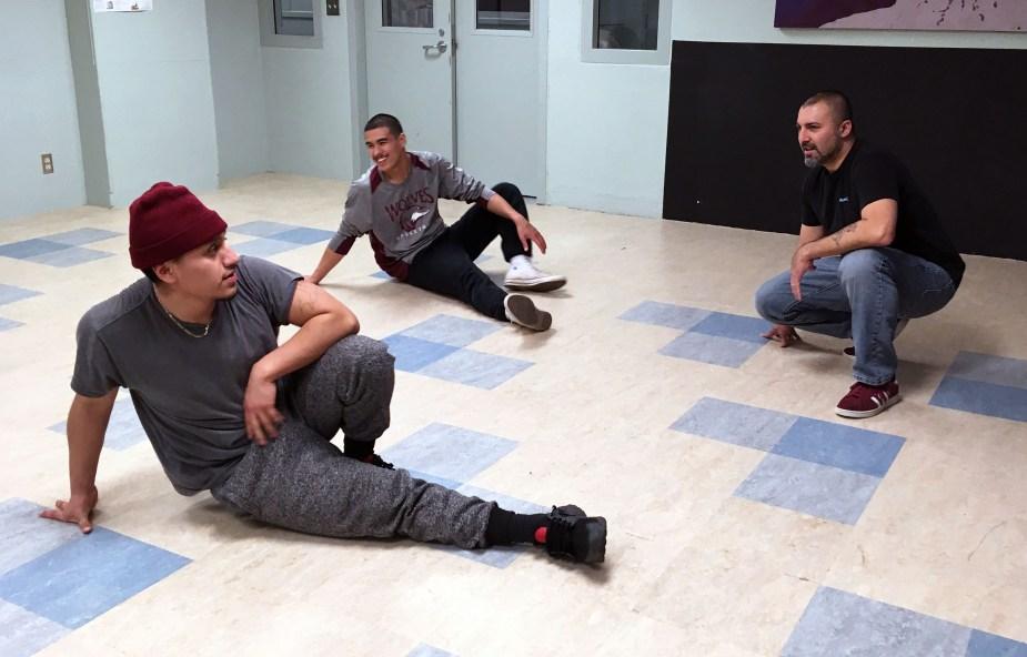 Breakdancing Video