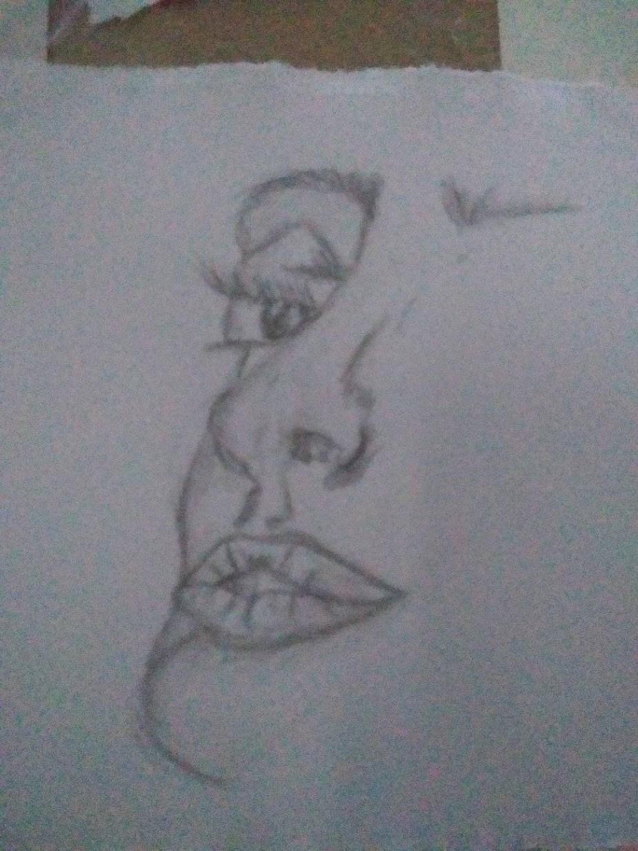 Ashlee drawing