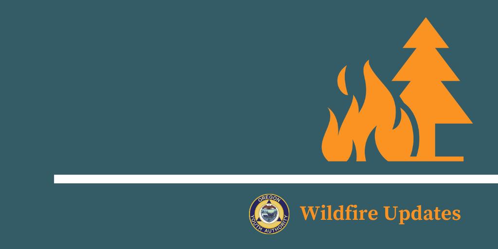 Wildfire Updates