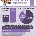 """Luxury Home Sales """"Infographic"""" as Reported by Realtor.org"""