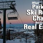 park city ski resort changes real estate