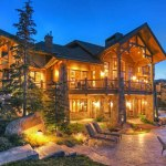 12 White Pine Canyon in Park City