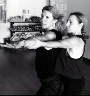 Yoga Teacher Training Assist Tadasana