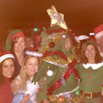 Santa Pub Crawl Revelry | Homes in Park City