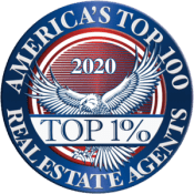 Award for America's Top 100 Real Estate Agents 2020