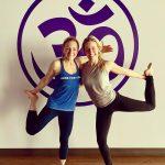 Nancy & Emily Yoga