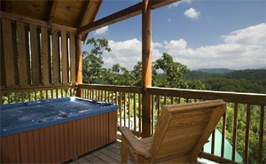 Majestic Mountain Cabin Rentals in Pigeon Forge TN