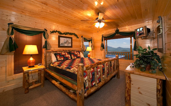 Sherwood Forest Cabin Rentals in Pigeon Forge TN